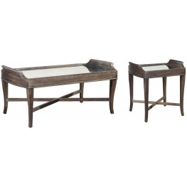 St. Germain Rectangular Occasional Table Set