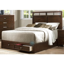 Greenfield Cal. King Storage Bed