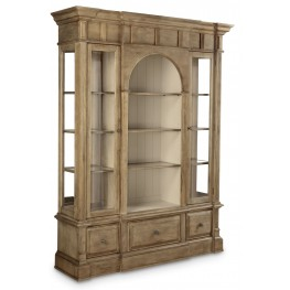 Collection One Jefferson Display Cabinet