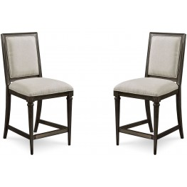 Morrissey Thistle Blake Counter Stool Set of 2