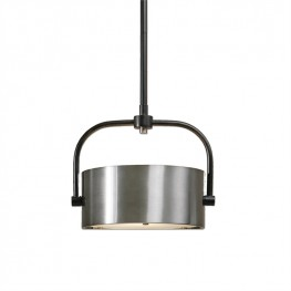 Belding 1 Light Industrial Mini Pendant