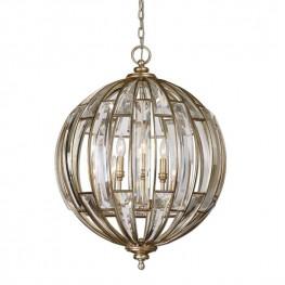 Vicentina 6 Light Sphere Pendant