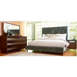 Epicenters Upholstered Platform Bedroom Set