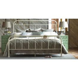 Epicenters Williamsburg Metal Panel Bedroom Set
