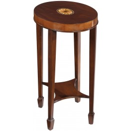 Copley Place Brown Accent Table