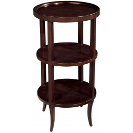 Central Park Brown Accent Table