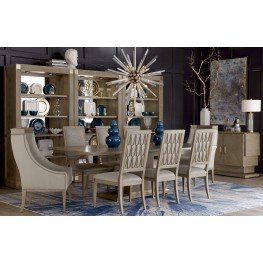 Cityscapes Stone Bedford Rectangular Dining Room Set