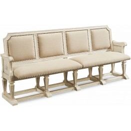 Arch Salvage Cirrus Becket Dining Bench