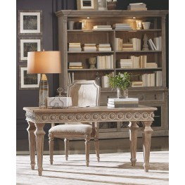 Arch Salvage Parchment Gabriel Home Office Set
