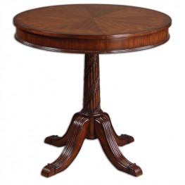 Brakefield Pecan Round Table