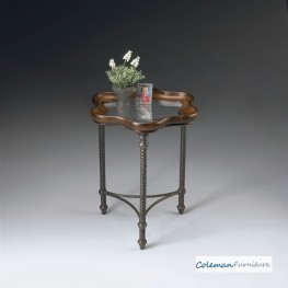Metalworks 2418025 Accent Table