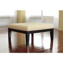 Chamberly Alloy Oversized Accent Ottoman