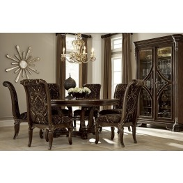 Gables Round Dining Room Set