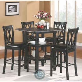 Norman 5-Piece Pack Counter Height Set