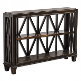 Asadel Wood Console Table