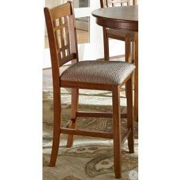 Santa Rosa 24 Inch Upholstered Barstool