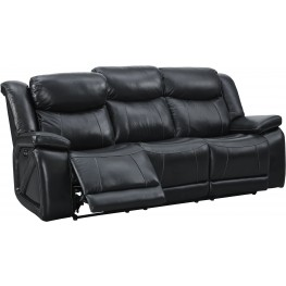 Las Vegas Black Power Reclining Sofa  sc 1 st  Coleman Furniture & Las Vegas Black Power Reclining Sofa from New Classic | Coleman ... islam-shia.org