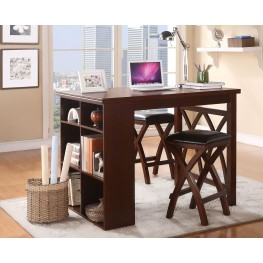 Mably 3-Piece Counter Height Set