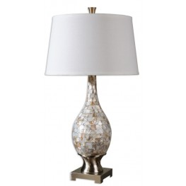 Madre Mosaic Tile Lamp