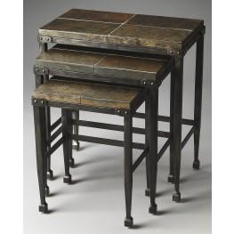 Burnham Metalworks Nesting Tables