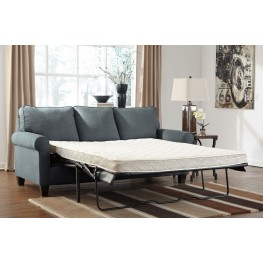 Zeth Denim Queen Sofa Sleeper