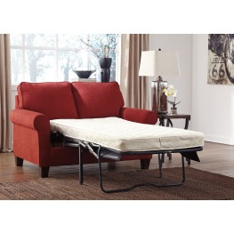 Zeth Crimson Twin Sofa Sleeper