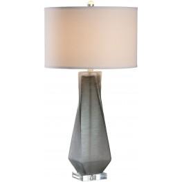 Anatoli Charcoal Gray Table Lamp
