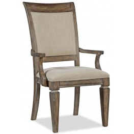 Brownstone Village Upholstered Back Arm Chair Set of 2