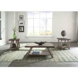 Boho Loft 3 Piece Occasional Table Set
