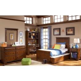 Dawsons Ridge Panel Bedroom Set