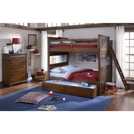 Dawsons Ridge Youth Bunk Bedroom Set