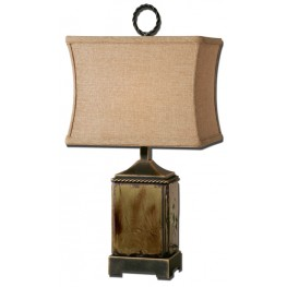 Porano Mossy Green Buffet Lamp