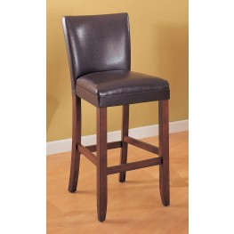 Soho Brown Barstool Set of 2
