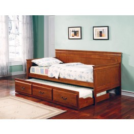 Oak Fountain Day Bed