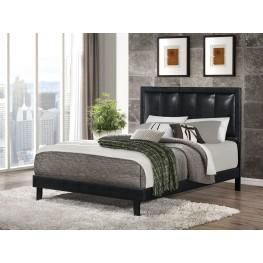 Granados Full Upholstered Platform Bed