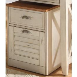 Ocean Isle Mobile File Cabinet