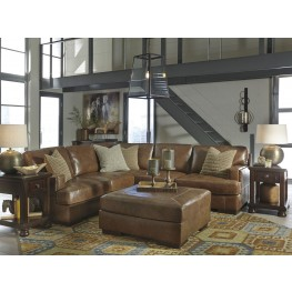 Vincenzo Nutmeg LAF Sectional