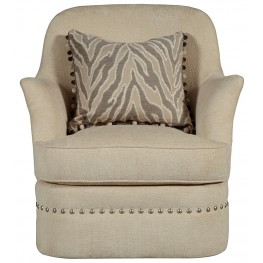 Cotswold Amanda Ivory Swivel Chair
