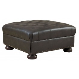 Nesbit DuraBlend Antique Oversized Accent Ottoman