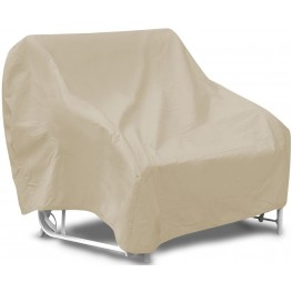 Tan Two Seat Glider Cover