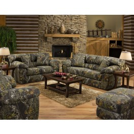 Big Game Mossy Oak Living Room Set