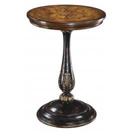 Round Accent Table 32089