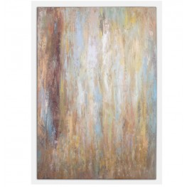Raindrops Canvas Wall Art