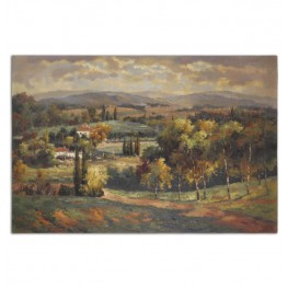 Scenic Vista Canvas Wall Art
