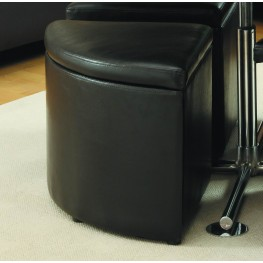Hight Rowley 4pc Ottoman Pack with Storage