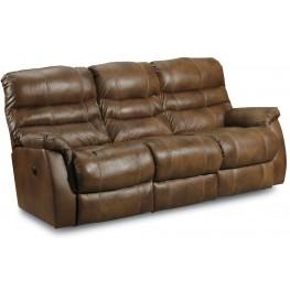 Garrett Double Reclining Power Sofa