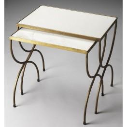 Bacchus Metalworks Nesting Tables