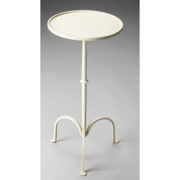 3316025 Founders Industrial Chic Metalworks Pedestal Table