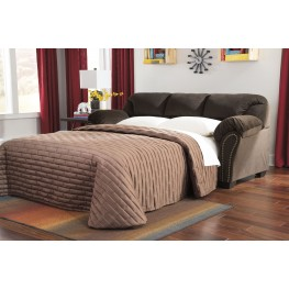 Kinlock Chocolate Full Sofa Sleeper
