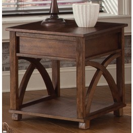 Chesapeake Bay End Table